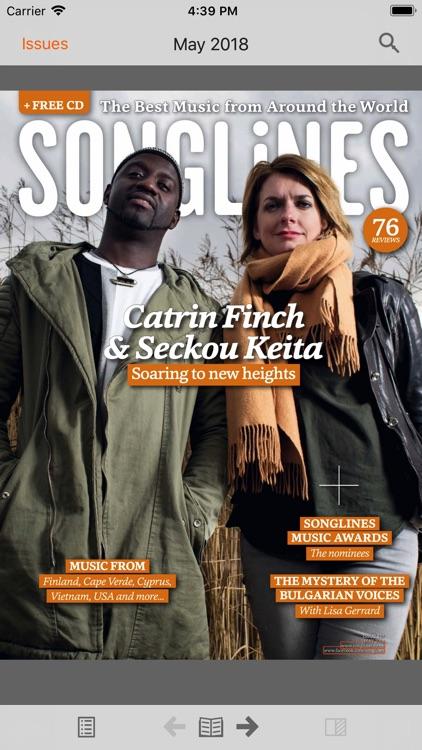Songlines Magazine screenshot-5