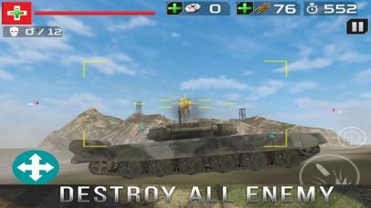 Tank Gunner Shoot 3D screenshot 2