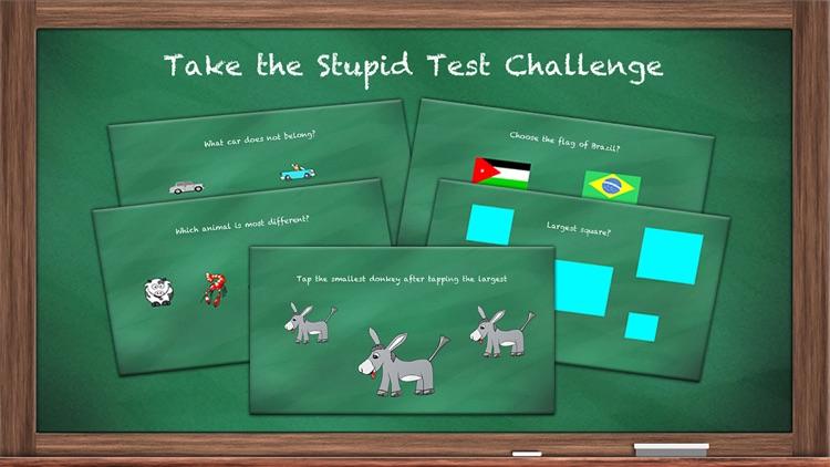 Stupid Test - Brainteasers, Trivia, and Logic