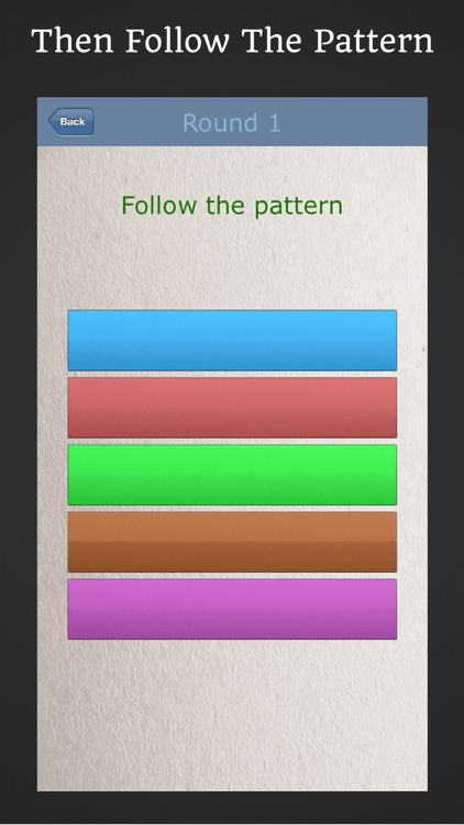 Five Tone: Follow The Pattern
