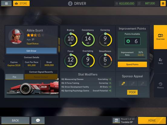 Motorsport Manager Mobile 2のおすすめ画像5