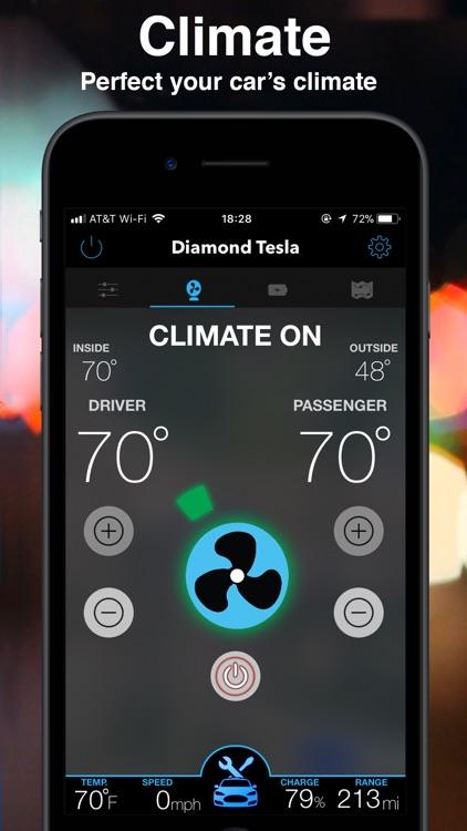 Toolbox - Remote For Tesla screenshot-3