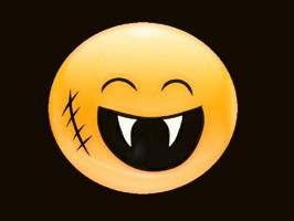 Happy Halloween Emoji