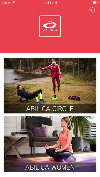 Abilica Training App