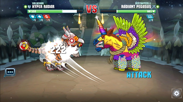 Mutant Fighting Arena screenshot-0