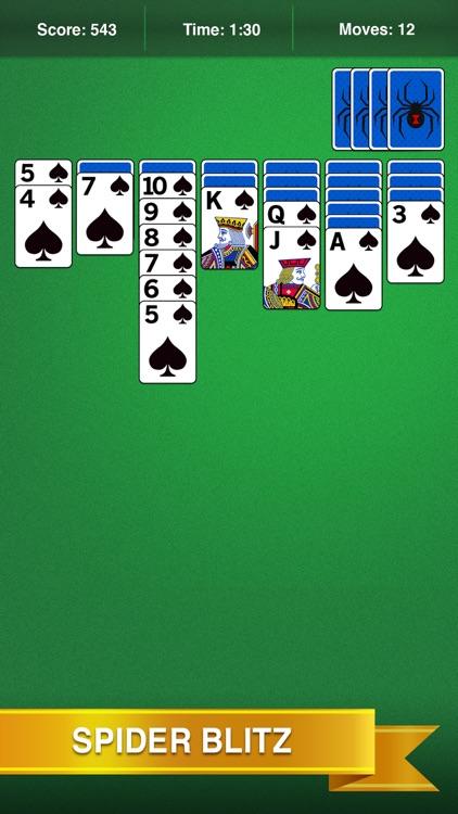 spiderette solitaire free download