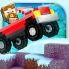 Blocky Roads Winterland icon