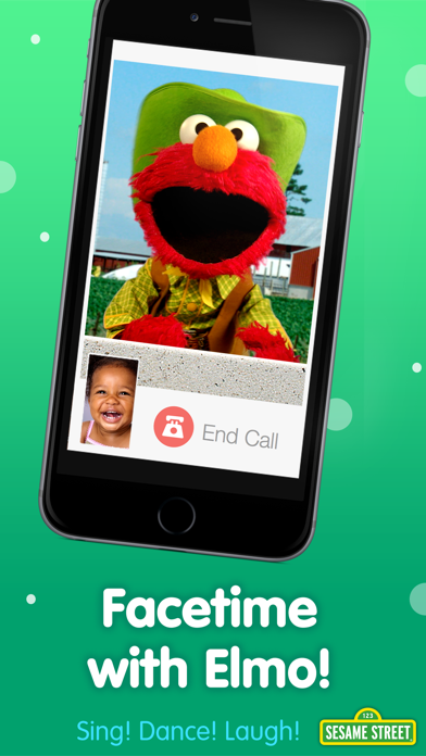 Elmo Calls review screenshots