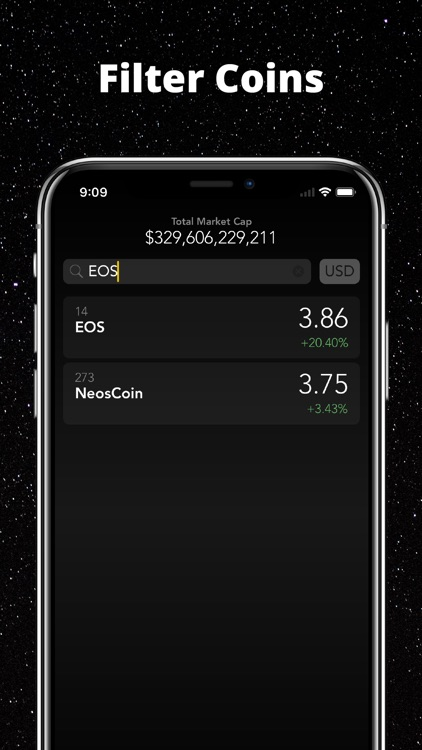 Crypto Tracker Elite screenshot-3