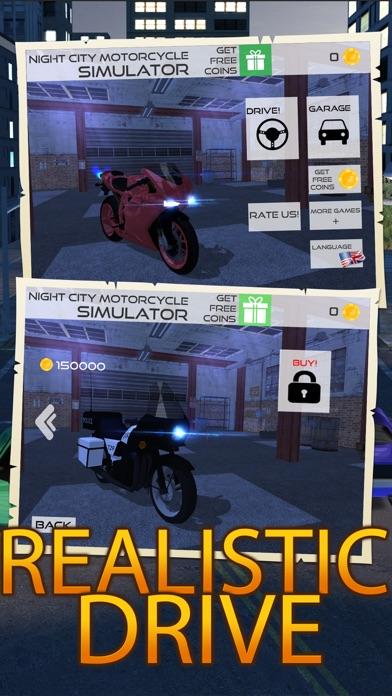 都市交通オートバイ運転シミュレータのおすすめ画像3