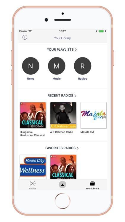 India Radios - AM/FM screenshot-3