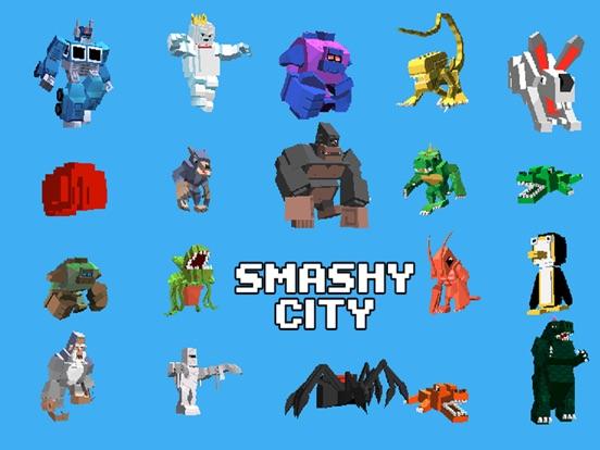 Smashy City на iPad
