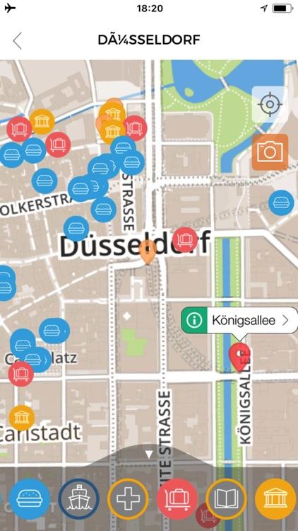 Düsseldorf Travel Guide screenshot-4