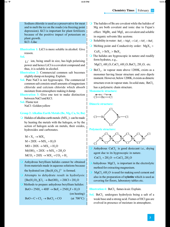 CHEMISTRY TIMES screenshot 8