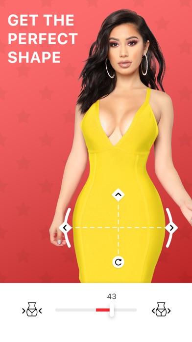 BodyTune - 体 写真 スリム 加工紹介画像6
