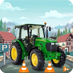 Town Tractor Parking