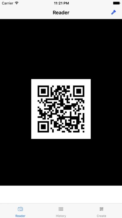 Panda - QR&バーコードリーダー QRコード作成対応