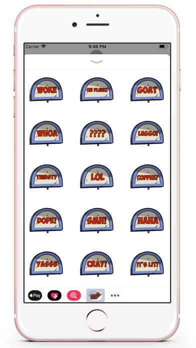 Get 'Em Stickers Screenshot 6