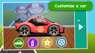ベビー人種 - あなたの車を構築し、レースを作るのおすすめ画像2