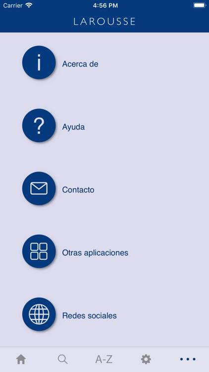 Larousse Spanish Basic screenshot-4
