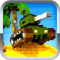 坦克大战-像素世界战场生存游戏