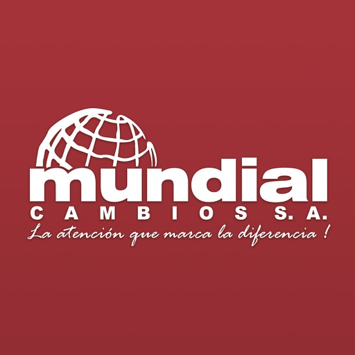 Mundial Cambios free software for iPhone and iPad