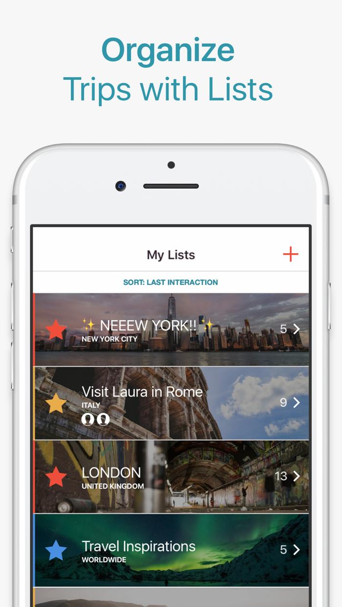 CityMaps2Go  Offline Map Screenshot