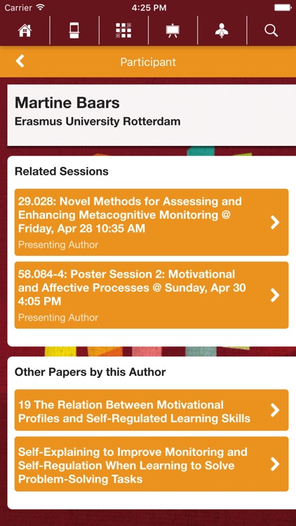AERA Meetings screenshot-3