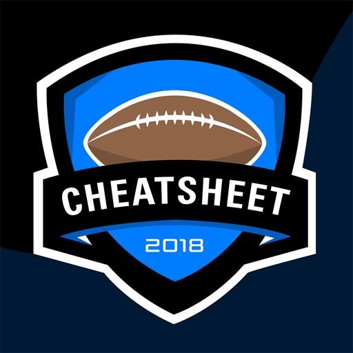Cheatsheet 2018 app for ipad