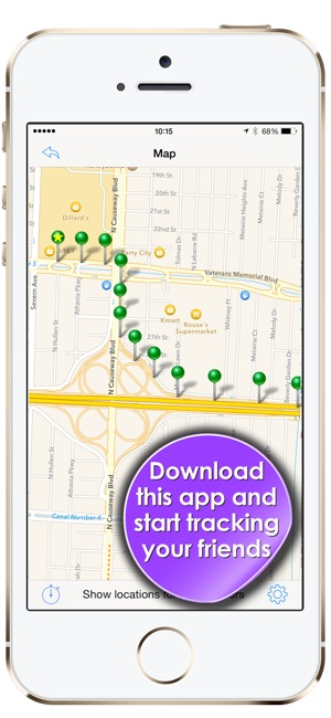 Phone Tracker for iPhones: GPS on the App Store