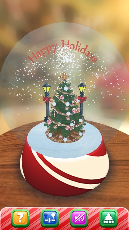 Christmas Tree 3D LITE screenshot-4