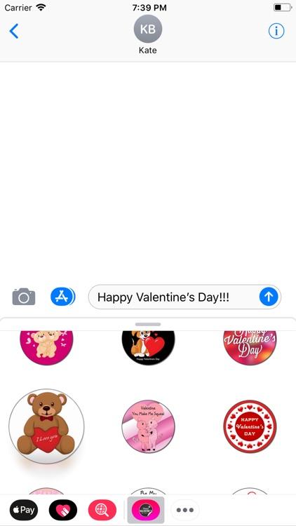 Valentine's Day - All Stickers