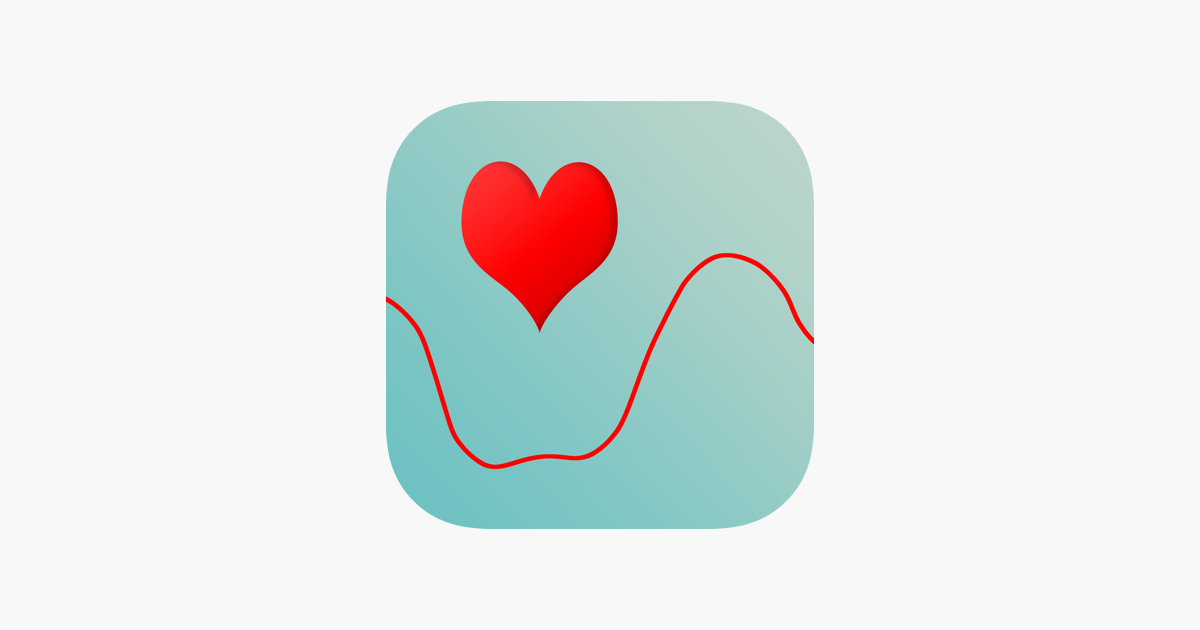 heart graph on the app store