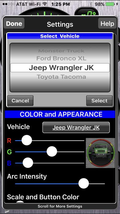 Vehicle Clinometerのおすすめ画像5