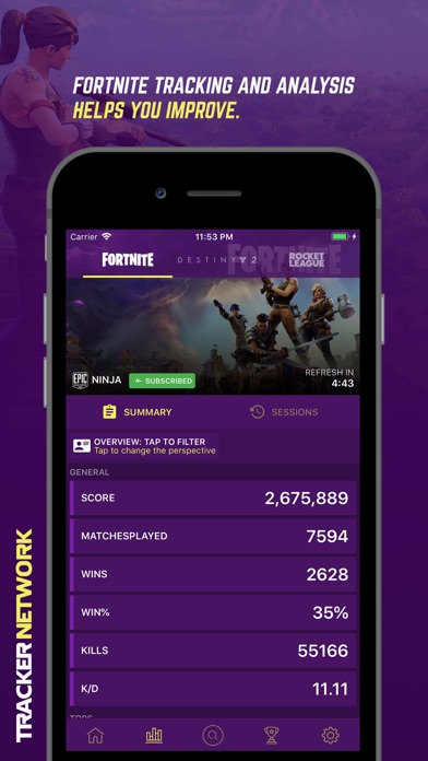 Tracker Network For Fortnite Revenue Download Estimates Apple