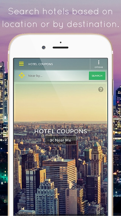 HotelCoupons screenshot-0