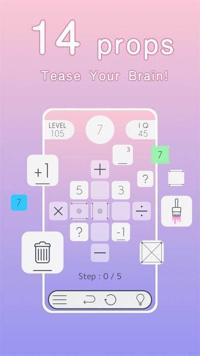 Screenshot #1 for PuzNum