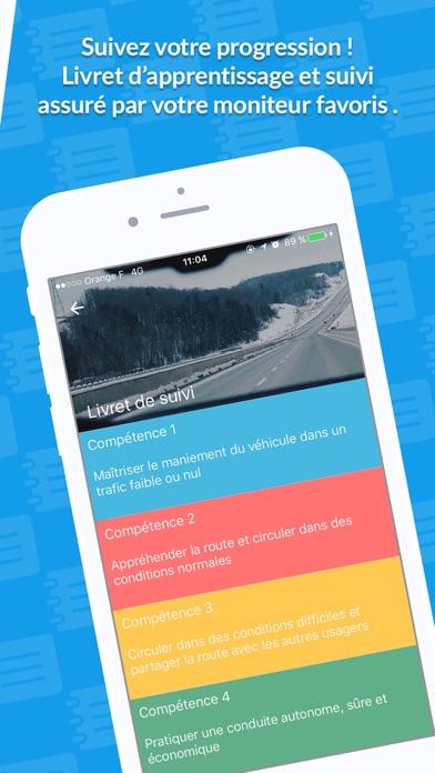 Screenshot #2 pour Lepermislibre