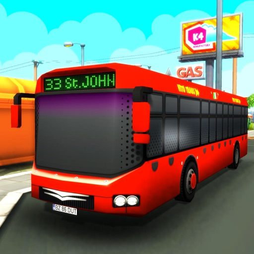 Angry Bus Driver iOS App