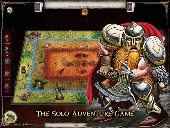 Talisman Prologue на iPad