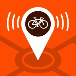 Ride Alert − Social Cycling