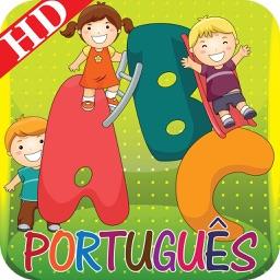 Portuguese ABC alphabets book