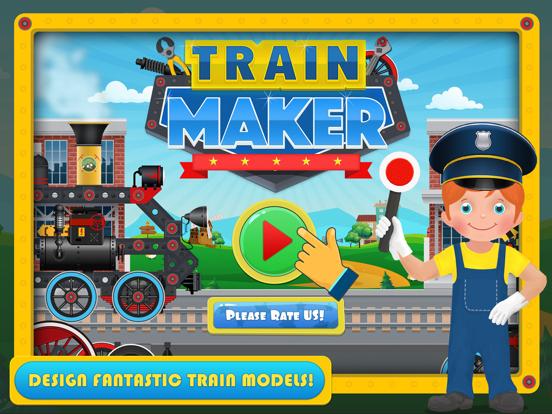 Train Simulator & Maker Game screenshot 5