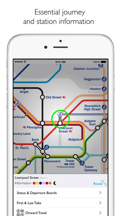 Tube Map Pro - London Underground Routes screenshot-4