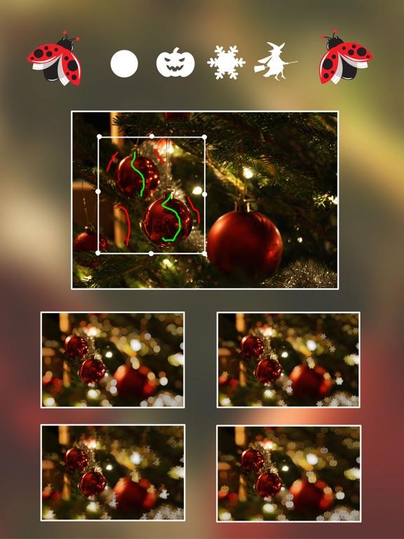 Screenshot #6 pour Speckle - Lens bokeh