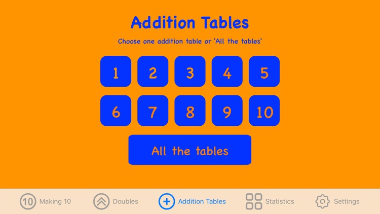 Learn Addition Tables screenshot-3