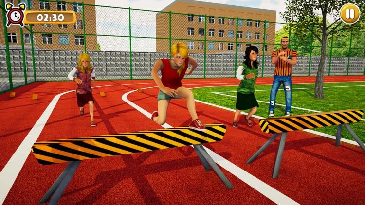 School Girl Life Simulator 3D