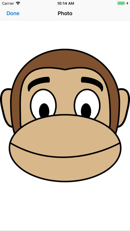 Monkey Face Emoji Stickers