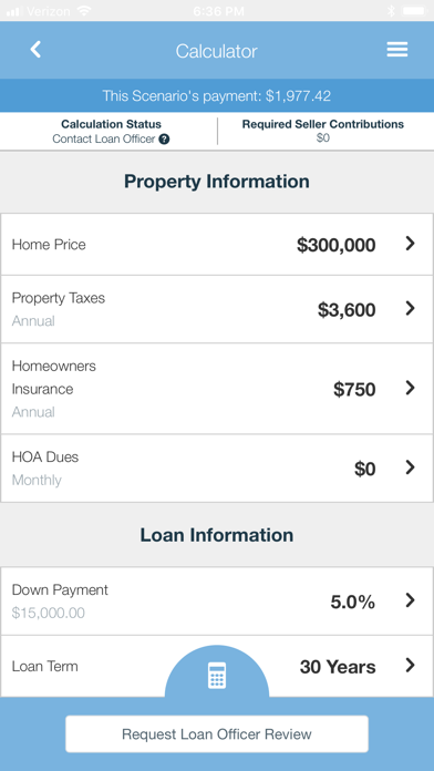 Xcellence Mortgage screenshot three