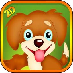 Cute Puppy Puzzle Adventure